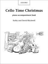 Cello Time Christmas Piano Accompaniments