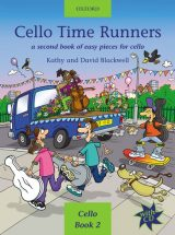 Cello Time Runners + CD