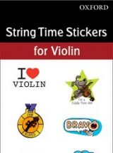 Fiddle Time stickers