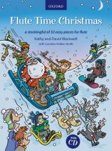 Flute Time Christmas + CD