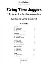 String Time Joggers - Double Bass (no CD)