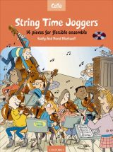 String Time Joggers - Cello (with CD)