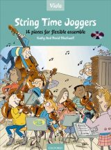 String Time Joggers - Viola (with CD)
