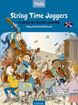 String Time Joggers - Violin (with CD)