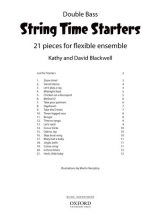 String Time Starters - Double Bass