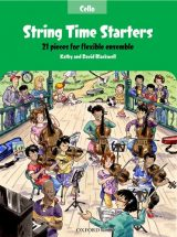 String Time Starters - Cello