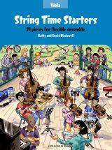 String Time Starters - Viola