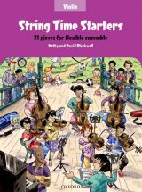 String Time Starters - Violin