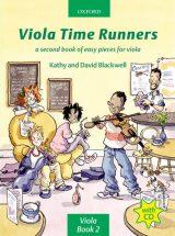 Viola Time Runners + CD