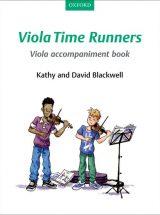 Viola Time Runners Viola Accompaniment Book