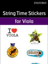 Viola Time stickers